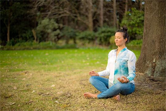 Angea meditation