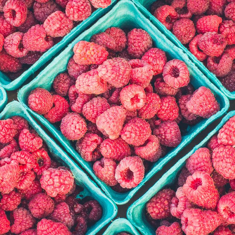 raspberries for libido